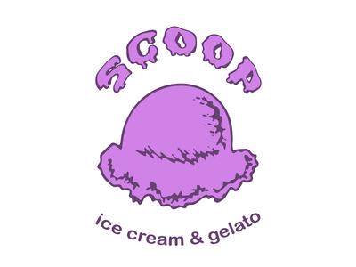 Day 27 - Ice Cream Logo