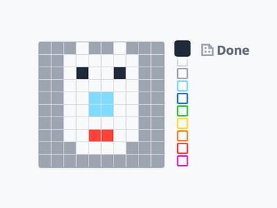 Pixel art editor wip meteor