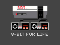 8-Bit for life