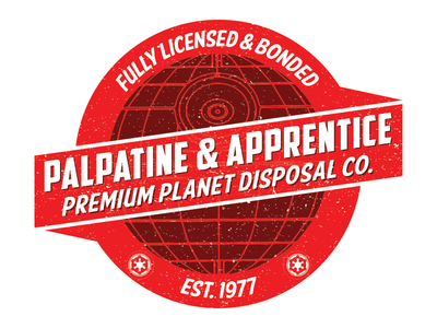 Palpatine Planet Disposal
