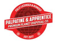 Palpatine Planet Disposal