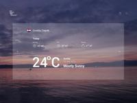 Weather website🌦