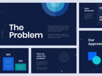 #Exploration - Slide Presentation Design stats templates powerpoint keynote chart info data presentation pitch deck slide