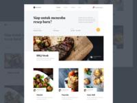 #Exploration | Recipe Web