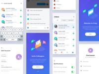 Crisp - App Redesign