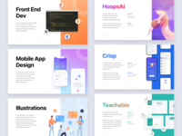 Paperpillar Presentation Concept