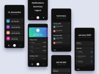 #Exploration - Money Management App