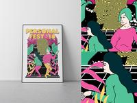 Personal Fest '18 Argentina - UNNOFICIAL POSTER