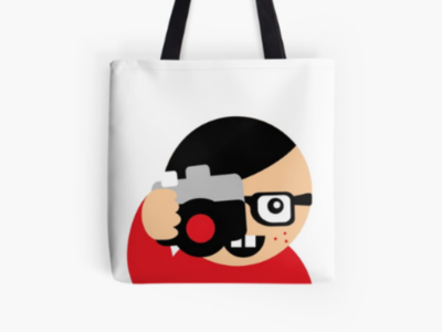 Nerd Ph / Tote Bag