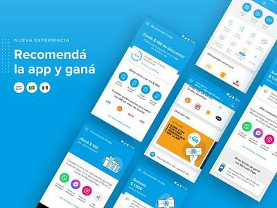 Recomenda la app y ganá mp mercado pago fintech app
