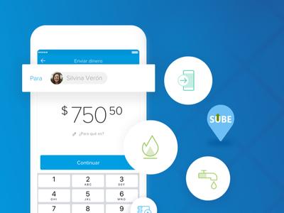 Rediseño de la app de Mercado Pago
