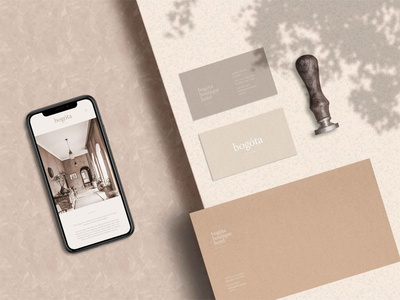 Branding Mockup Scene Creator Vol.2 minimal mockup website branding graphic design