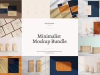 Mockup Bundle - Minimalist No.1