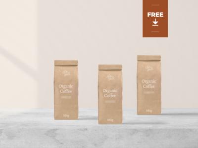 Packaging Mockup Freebie