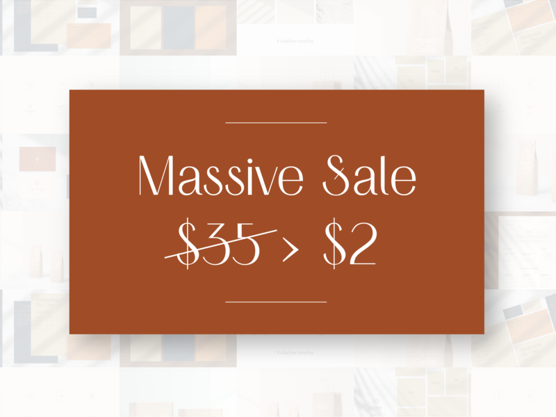 $2 SALE - ENTIRE SHOP - 1 DAY ONLY! packaging font design elegant flat lay design scene creator creative market typeface natural light photography font contemporary branding mock up