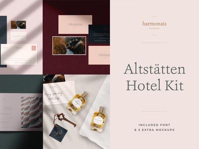 Altstatten Hotel Kit
