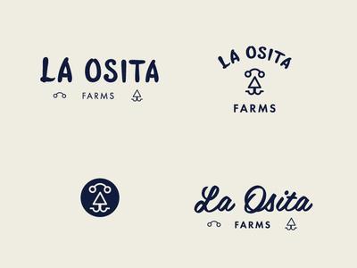La Osita Logos design branding logo