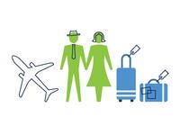 Airline Illustrations
