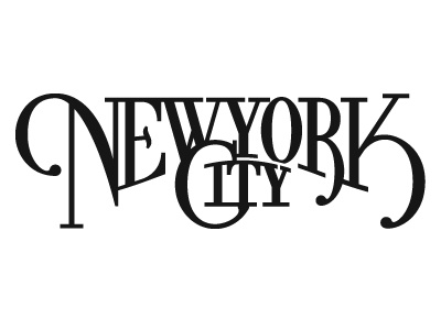 New York Lettering Step 3 By Ryan Lascano Dribbble