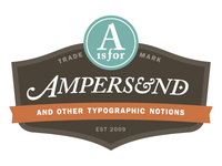 A Is For Ampersand v4