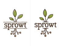Sprowt Logo Refinements