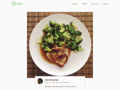 Kale - Proud meal