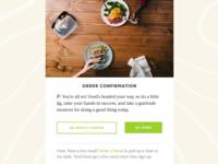 Territory Foods: order success
