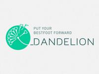 Dandelion Horizontal