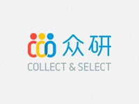 Collect & Select Logo Horizontal