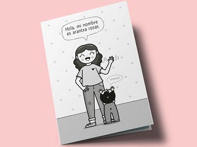 Personal fanzine children vectors childrens illustration illustration art digitalart vector illustrator illustration