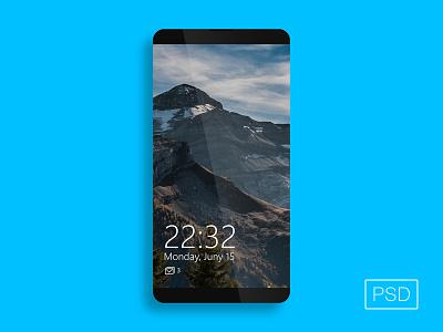 Phone PSD template mockup mock-up template psd lumia iphone phone