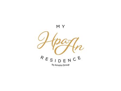 My Hpa-An Residence Logo - v2