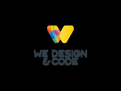 We Design & Code Logo