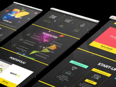 We Design & Code Mobile UI