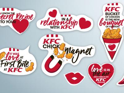 KFC Photo Props