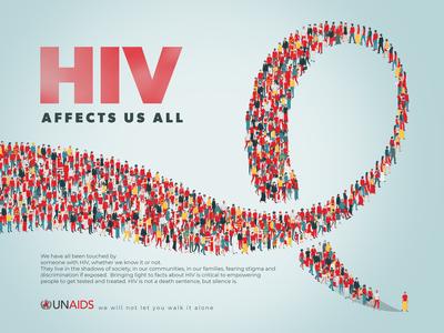 UNAIDS Awareness Myanmar