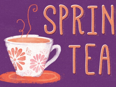 Spring Tea ❀