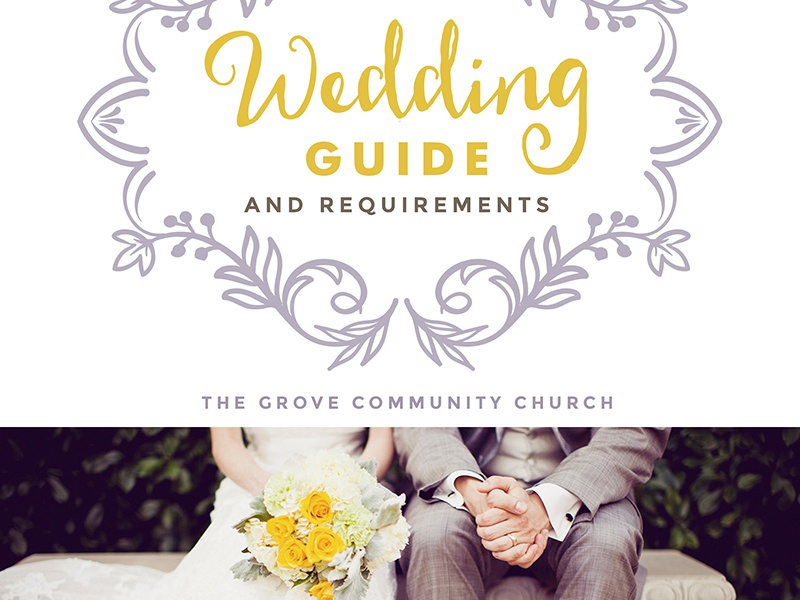 Wedding guide cover design by lauren lewis dribbble junglespirit Gallery