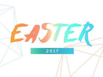 Easter Art Freebie