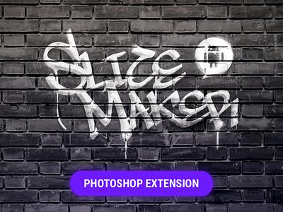 Slice Maker 2: Photoshop extension assets dpi android free freebie generator plugin extension maker slice