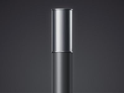Twanger Toy (Standard stick) stick toy magic metal plastic twang ipad iphone retina toasterec gray