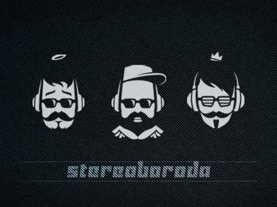 Few characters for t-shirt character face beard t-shirt hipsta moustache
