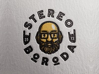 Stereoboroda. The promo label