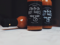 Fox and Co. Hot Sauce