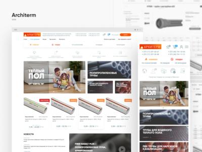 Architerm - Shop of insulating materials
