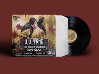 Wu-tang Album Cover