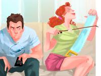Illustration for Women's health