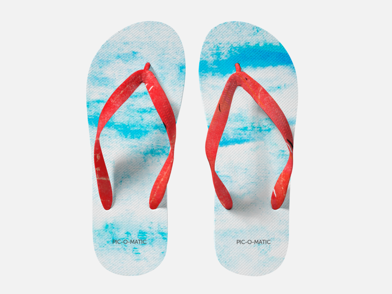 Free summer illustrations summer free download psd download psd flip-flop sea free download download illustration