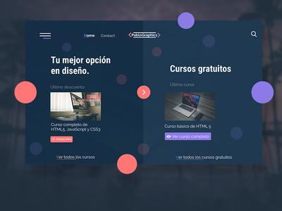 A simple Website