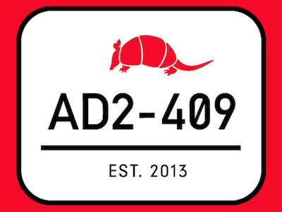 AD2-409 Logo